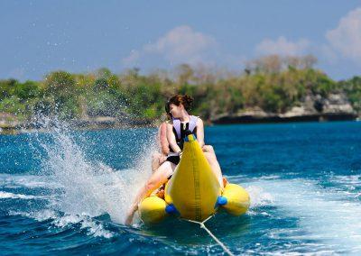 Banana Boat Adventure
