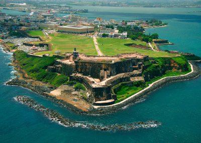 San Felipe del Morro Castle at Old San Juan